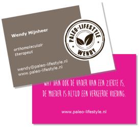 Paleo voedingsadvies - Wendy Mijnheer - Paleo-Lifestyle