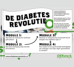 De diabetes revolutie door Richard de Leth