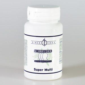 Basissuppletie | Multi vitaminen
