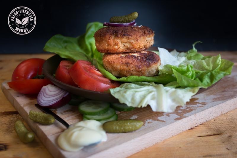 Paleo kipburger