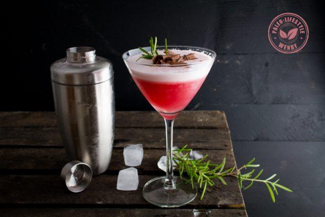 Alcoholvrije paleo cocktail