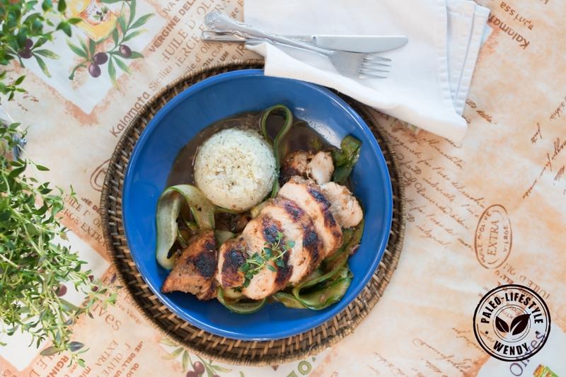Paleo recept Italiaanse kalkoen