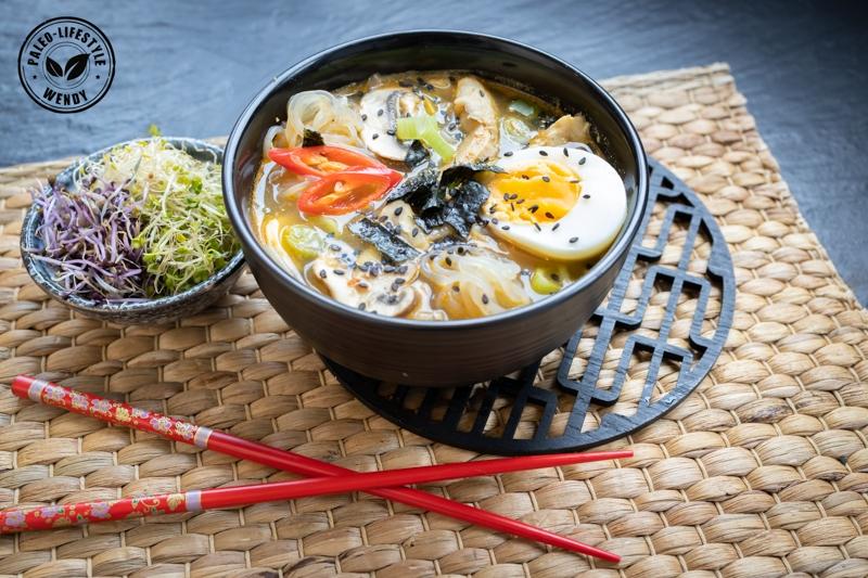 Paleo recept - Japanse ramen