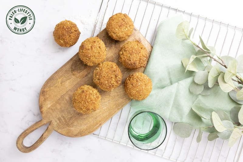 paleo Kokos limoen muffins